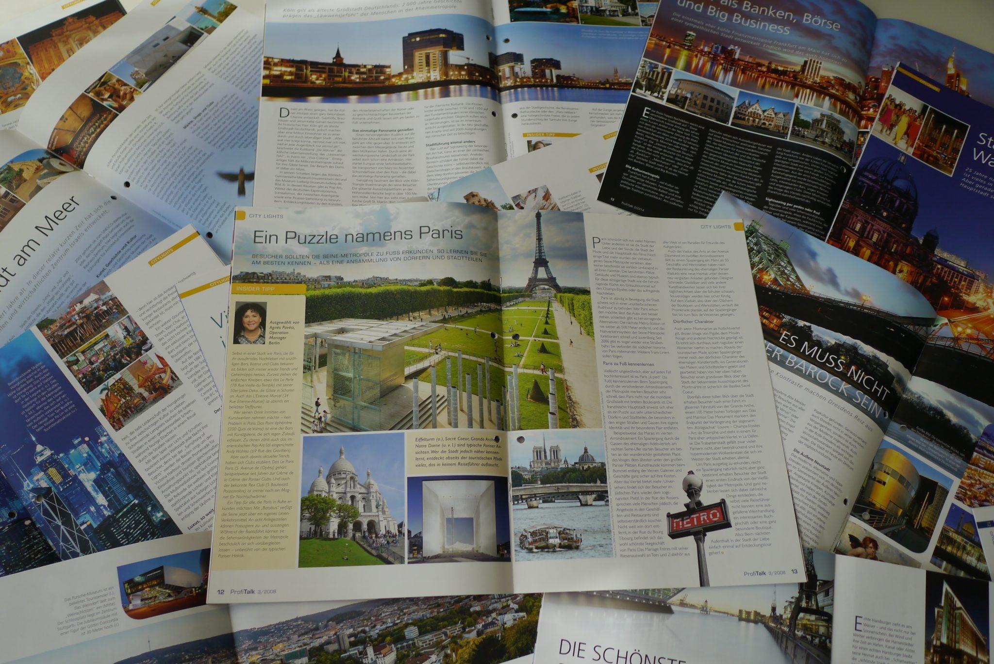 Ein Puzzle namens Paris